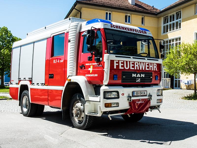 Rüstlöschfahrzeug (RLF-A 2000)